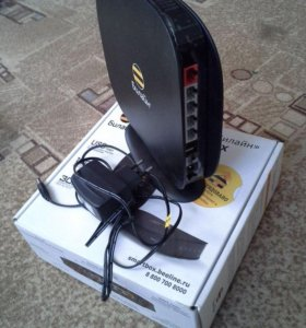 Wi-Fi роутер Smart Box