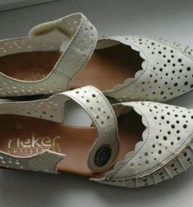 Туфли,босоножки reiker.