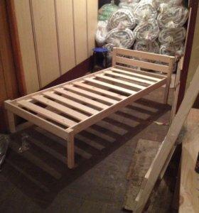 Кровать односпальная 900*2000