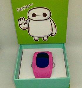Детские смарт часы Q50 (новые/бесплатная доставка)