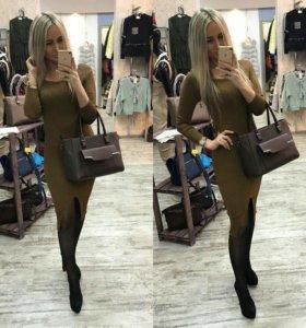 Платье-лапша НОВОЕ