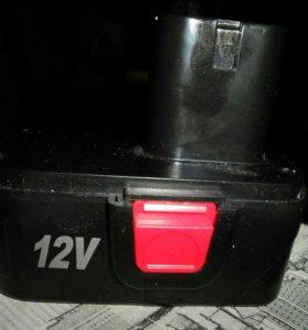 Аккумулятор 12 Вт.