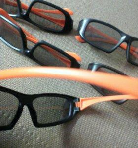 3D очки.