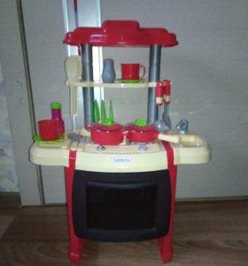 Новая кухня для деток
