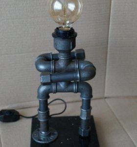 Светильник робот LOFT