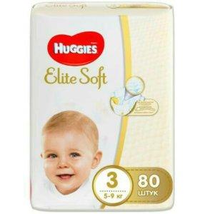 Huggies Elite Soft 3,4
