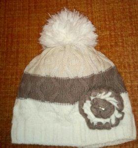 Тёплая шапочка Польша