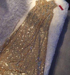 Платье вечернее42-44