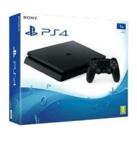 Продам Sony Playstation 4 1tr