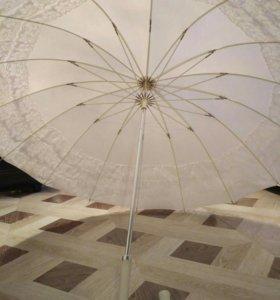 свадебный зонт АРЕНДА