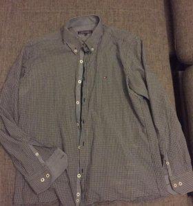 Рубашка L Tommy Hilfiger