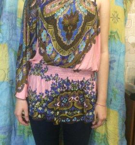 Туника блуза