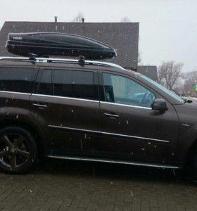Багажник для Mercedes Thule
