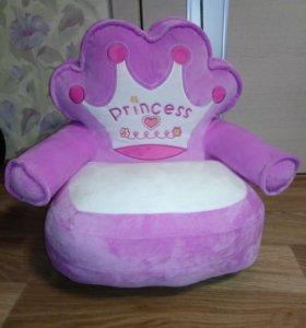 Новое кресло-игрушка для принцессы 👸