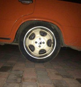15е колеса немецкие.