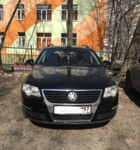 Продаю Volkswagen Passat b6 (универсал)
