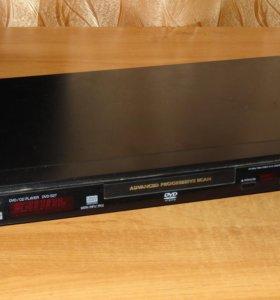 Портативный DVD-проигрыватель Panasonic DVD-S27