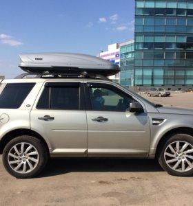 Автобокс для Land Rover Freelander 2