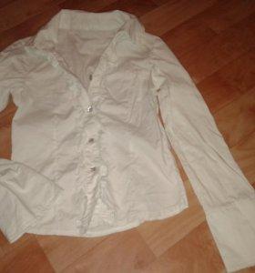 Блузка девочке 38