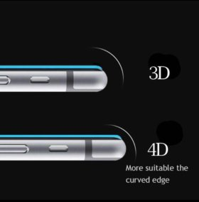 4D стекло iPhone 7 plus