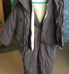 Куртка+штаны +жилет