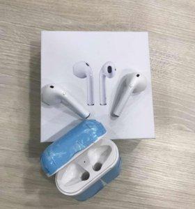 Беспроводные наушники iFANS аналог Apple AirPods