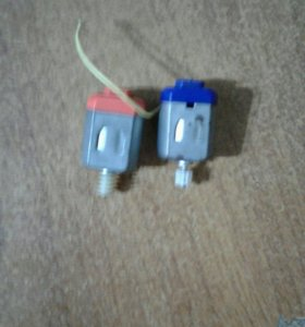 Моторчики от радиоуправляемых машинок