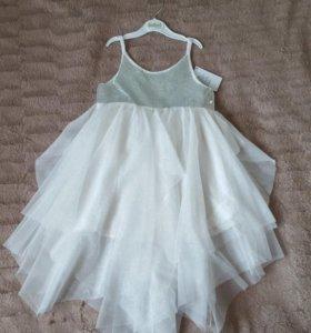 новое тюлевое платье
