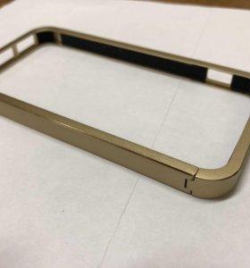 Бампер для iPhone 5,5S
