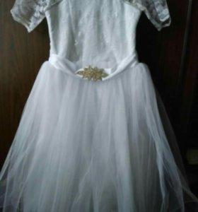 Праздничное и платье