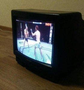 Телевизор Sony экран 28 см