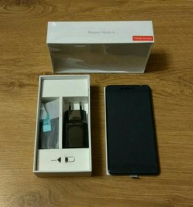 Новый Xiaomi Redmi Note 4 (4/64) Gb Snapdragon 625
