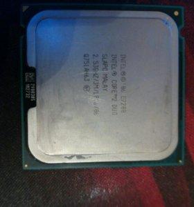 Процессор Intel Core 2 Duo E7200