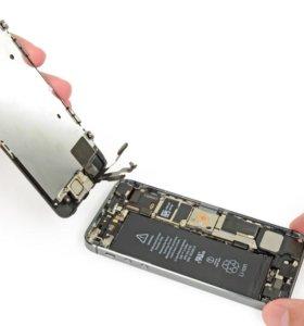 Замена дисплея iPhone 5/5S/5C/SE