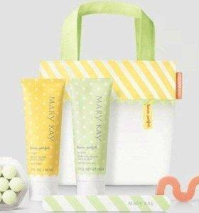 Педикюрный набор «Лимонное парфе» от Mary Kay