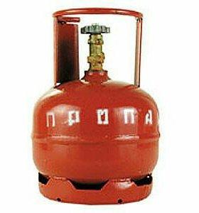 Газовые баллоны СССР на 5 литров новые