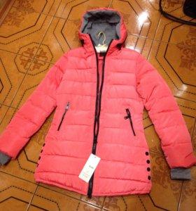 Куртка новая р 44 по