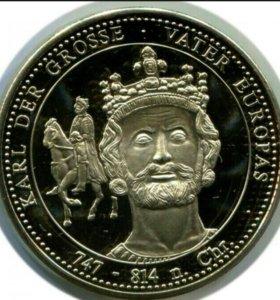 Германия- жетон