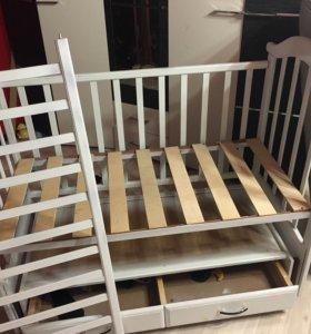 Кроватка( маятник )