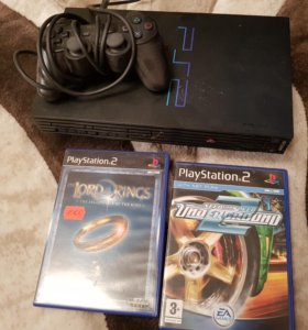 Sony PlayStation 2 scph-50008