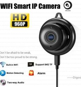 Wi-Fi камера Digoo DG-M1Q(видеоняня) новая