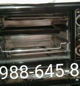 Электричекая печка не использовано