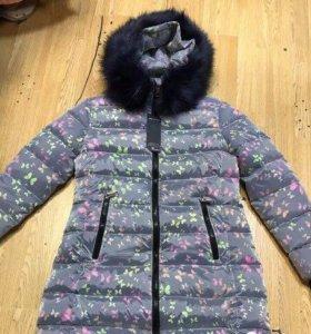 парка пуховик зимний новый куртка пальто
