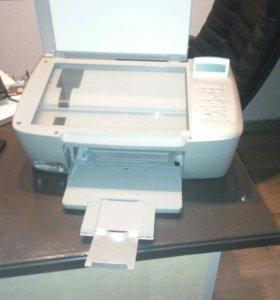 МФУ HP PSC 1613 (принтер/сканер/копир)