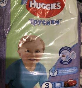 HUGGIES трусики