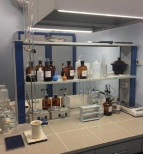 Лабораторная металлическая мебель Ароса