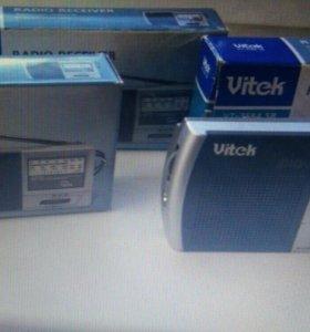 Радиоприемник Vitek vt-3584