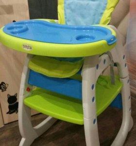 Детский стульчик,трансформер.