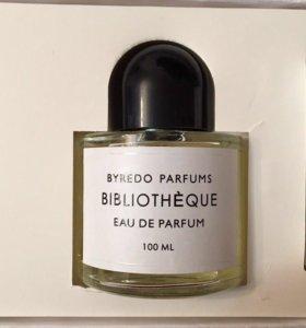 ✅ Byredo Bibliotheque (унисекс) 100 ml.
