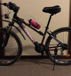 Велосипед горный женский Stern Electra+аксессуары